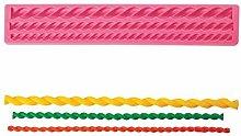 Stampo in silicone per collane/catenelle Pavoni