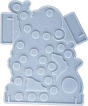 Stampo in silicone per decorazione di Babbo