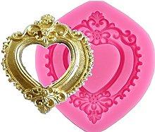 Stampo in silicone per decorazioni in cioccolato a