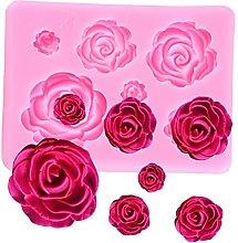 Stampo in silicone per decorazioni per cupcake di