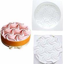 Stampo in silicone per dolci a forma di spirale