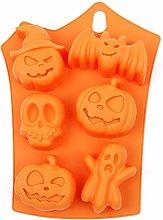 Stampo in silicone per feste di Halloween