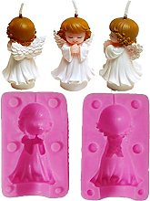 Stampo in silicone per fondente Angel Baby Girl