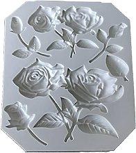 Stampo in silicone per fondente e cioccolatini,