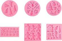 Stampo in silicone per fondente, per cioccolatini,
