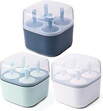 Stampo in silicone per ghiaccioli, per ghiaccioli,