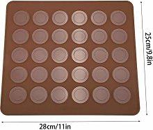 Stampo in silicone per macarons, facile da usare