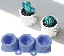 Stampo in Silicone per Realizzare vasi per Piante