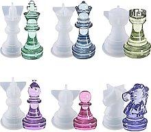 Stampo in silicone per scacchi internazionali