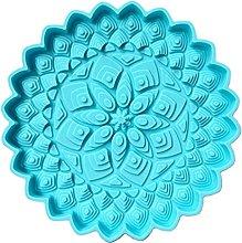 Stampo in silicone per sottobicchiere fai da te in