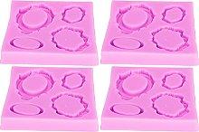 Stampo in silicone per torta, stampo in silicone
