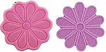 Stampo in silicone per uso alimentare di lace -