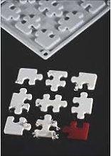 Stampo in silicone puzzle 300 x 175 18 cavità