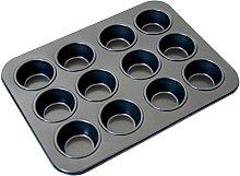 Stampo Mini Muffin 12 Ps. Eva