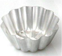 Stampo Monodose in Alluminio Cm 8
