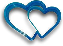 Stampo per biscotti a forma di cuore per San