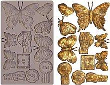 Stampo per biscotti a forma di farfalla in