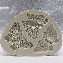 Stampo per biscotti a forma di farfalla, stampo in