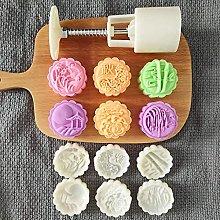 Stampo per biscotti a forma di fiori per