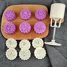Stampo per biscotti a forma di fiori, per torte di