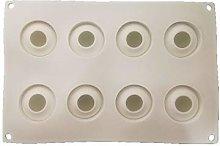 Stampo per biscotti a forma di uovo in silicone a