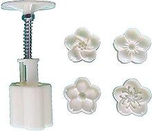 Stampo per biscotti Stampo per torta lunare Set