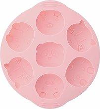 Stampo per budino, stampo in silicone per cupcake