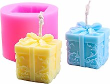 Stampo Per Candele 3D,Candela Stampi In Silicone,