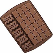 Stampo Per Cialde Al Cioccolato In Silicone Stampo