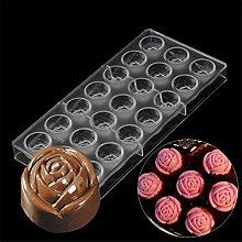 Stampo per cioccolatini in policarbonato