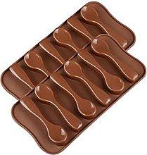 Stampo per cioccolatini in silicone Cucchiaio