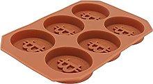 Stampo per cioccolato Bitcoin, stampo per torta