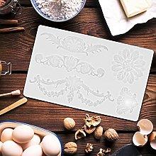 Stampo per cioccolato facile da pulire, stampo per