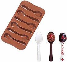 Stampo per cioccolato in silicone a forma di
