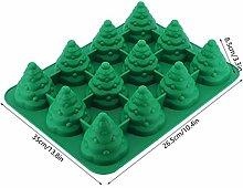 Stampo per cioccolato, stampo 3D in silicone