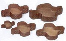 stampo per colomba 100 gr / 10 pezzi