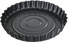 Stampo per Crostata 28 Cm Nero Carbon Steel