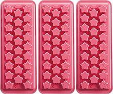 Stampo per cubetti di ghiaccio in silicone a forma