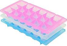 Stampo per cubetti di ghiaccio in silicone con