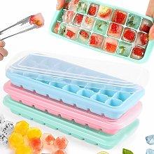 Stampo per cubetti di ghiaccio in silicone,