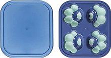 Stampo per cubetti di ghiaccio in silicone per uso