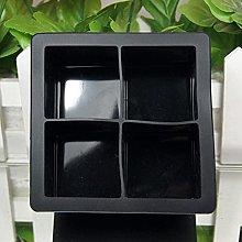 Stampo per cubetti di ghiaccio quadrato in