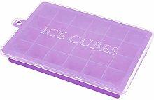 Stampo per cubetti di ghiaccio quadrato, stampo
