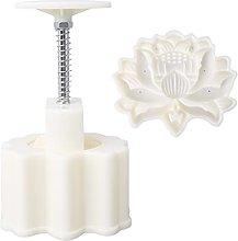 Stampo per dolci a forma di loto cinese, a forma