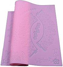 Stampo per dolci in silicone con motivo a fiori di