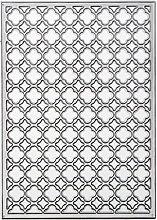 Stampo per fustelle in metallo con cornice per
