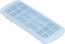 Stampo per ghiaccio, vassoio per ghiaccio blu per