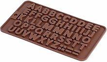 Stampo per lettere al cioccolato, Stampo per torta