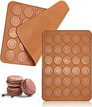 Stampo per Macarons, Contiene Fino a 30 Macaron,