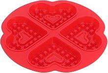 Stampo per muffin in silicone Set stampo da forno
